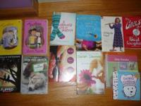Call  This is a set of 12 books suitable for a tween or