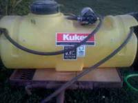 I have a 12 volt sprayer for sale this sprayer has a on