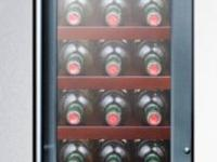 Brand New 21 Bottle Capacity Wine Cooler With Digital
