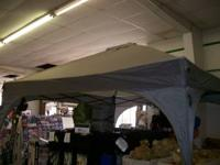 Coleman max instant up canopy. 144 square feet of