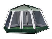 This Screened Gazebo is in great shape, included