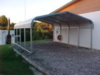 The Carport listed here is a 12 x 21 X 5 structure that