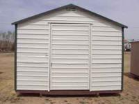 KEYWORDS- sheds, buildings, storage, portable, steel,