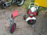 505 Trike 2-seater $120.00 (any credible offer