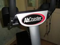 The Ab Coaster is a revolutionary exercise device that