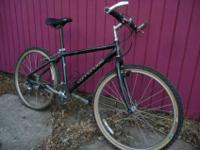 I have a Cannondale M400 for sale. It is an older