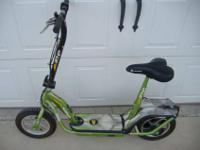 E Zip 500 electric scooter. excellent condition with