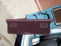Jeep Cherokee Larado rear hatch entire door/speakers