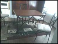 MUST BE SOLD ASAP.THIS TABLE ONLY USED 3 MONTHS. ONLY