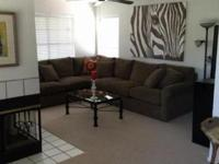 Furnished, Light and Bright Perfect Condo in prime,