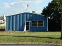 Industrial structure for lease found at 4890 Industrial