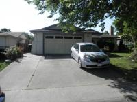 Very Nice 3 Bedroom , 2 Bath, 2 Car Garage, fenced