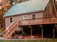 Lake George 3 bedroom house, w/d, jacuzzi, and wrap
