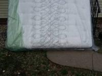 1200 sealy new burn queen mattress for 450. Mattress