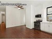 Enormous 1350 square foot apartment. Apt is fully