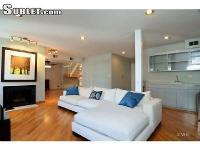 This is a great, fully furnished, 2 bed duplex