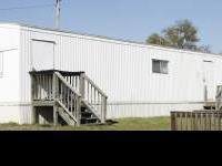 14' X 70' Modular Home with Central Heating & A/C -