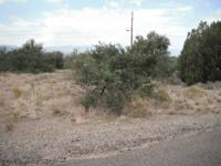 Lot for site built homes. Flat lot with great views.