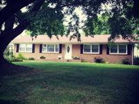 Beautiful All Brick Home on almost 1 Acre With Large