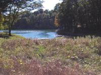 Available - Lake Front whole lot in nook at Oak Work on