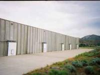 Large Industrial Warehouse Building on 10+ Acres 44,000