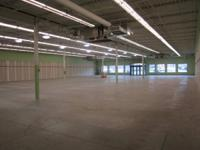 An amazing 12000 sq ft of open space in a modern brick,