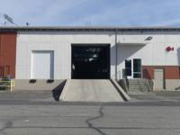 Located in the Spokane Business & Industrial Park, this