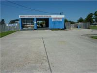 Former Oil-Change/Repair center requires a fresh