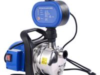 This is our pressurized water booster pump. Its perfect
