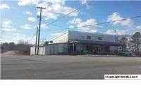 7500+SQ. FT. BUILDING IN HULACO AREA ON CORNER LOT 1.4
