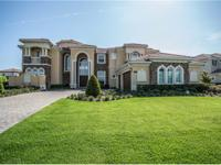 Exquisite custom built estate home in the private,