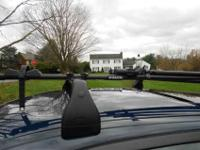 Volvo Roof Rack Load Bars and Bike Rack. Fits numerous