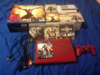 Have the following for sale: 120G PS3 Slim System 1