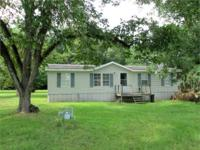 Immaculate 3 bedroom, 2 bath, 28x52 double wide