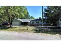 Great frontage on the Thunder Bay River in this ranch