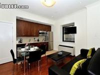 Stay in this luxurious 1 bedroom apartment in Midtown
