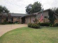 Beautiful home in desirable area! New roof and covered