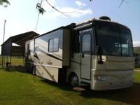 2007 Fleetwood Bounder 38 Ft Diesel, excellent