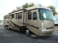Model 40 PBT with 3 slides. Luxury coach loaded with