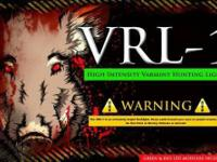 The VRL-1 Ultimate Kit includes an ultra bright,