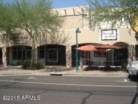 Fully leased retail building in downtown Mesa on the