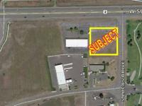 59,538 SF of land zoned for light industrial fronting