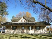 Come visit this charming Farm House which is located in