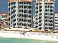 This GULF FRONT unit vacation rental is available