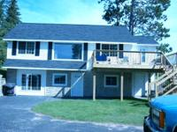 $125.00 night Newly remodeled Lake home for rent on the