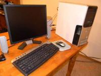You are bidding on a 2006 Dell XPS 400 desktop