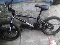 I am selling my eighteen Matt hoffman bmx bike. I
