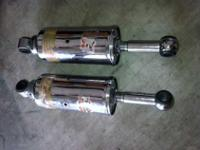 Progressive shocks for Harley Softail - Part #413-4031.