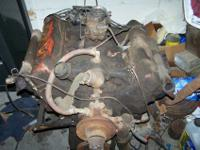 54 FORD Y-BLOCK FOR SALE OR TRADEI have for Sale or