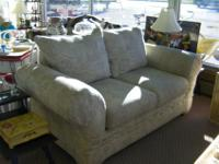 Very nice condition loveseat. Treated with Guardian